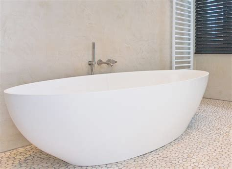 solid surface bathtubs cocoon salinas free standing bathtub bycocoon