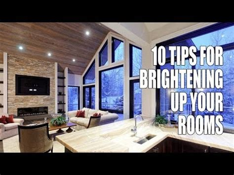 best way to light a room 10 tips for brightening up your rooms youtube