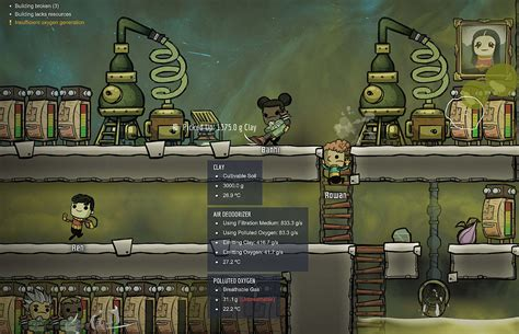 Oxygen Not Included Detox Air by Alternative Ways To Getting More Oxygen In Oxygen Not