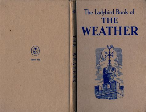 four walks in weather books ladybird book of the weather selected plates