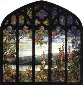 edgar degas museum leaded glass window louis comfort