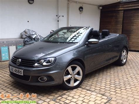 2011 volkswagen eos used car for sale in hong kong