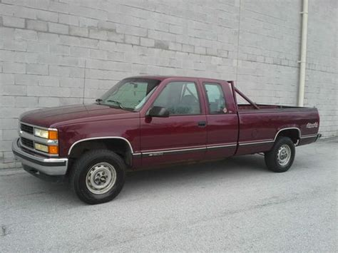 buy used 1996 chevrolet cheyenne regulart cab 2wd manual 6 cylinder no reserve in orange find used 1996 chevrolet k1500 cheyenne extended cab longbed 4x4 chevy silverado in