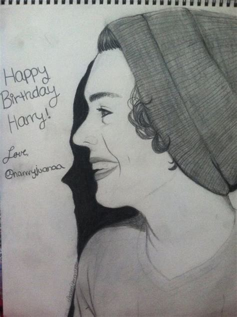 Harry Styles Birthday Card One Direction S Harry Styles 19th Birthday Card Capital
