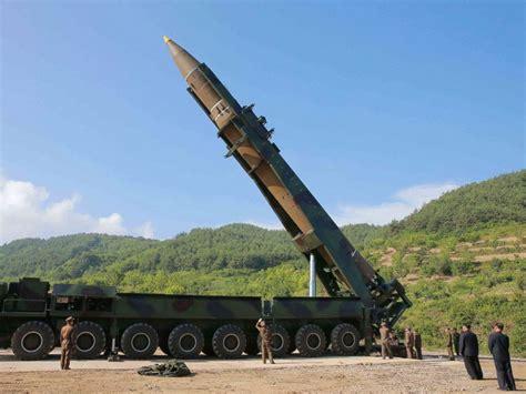 north korea missile right speak tillerson north korea intercontinental
