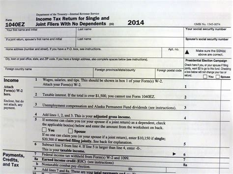 Tax Credit Form Print Earned Income Credit Worksheet 2014 Abitlikethis