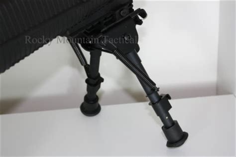 """ruger 10/22 tactical harris style bipod 6"""" 9"""" well built"""