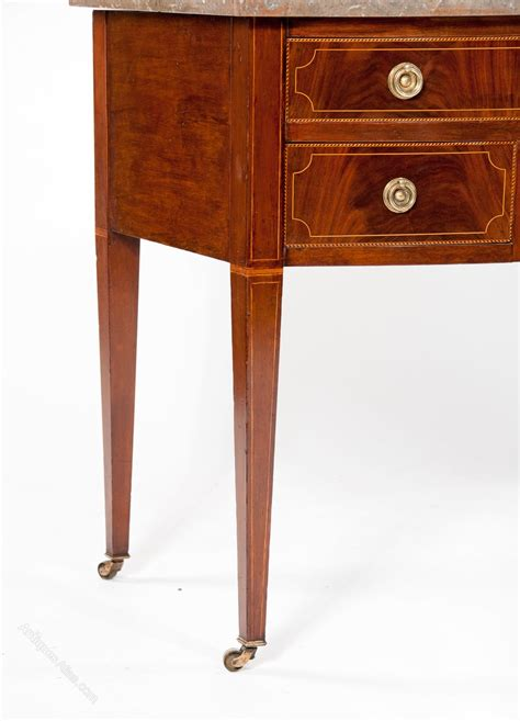 antique marble top dressing table a heal s antique marble topped dressing table antiques atlas