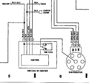 marvelous toyota igniter wiring diagram pictures best