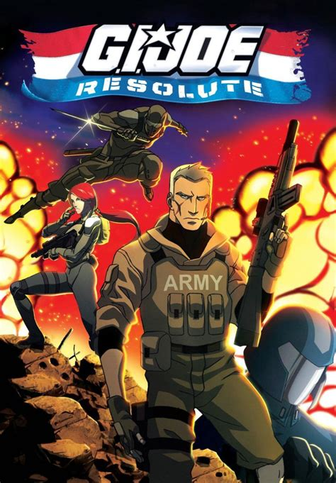 sinopsis film gi joe g i joe resolute tv 2009 filmaffinity