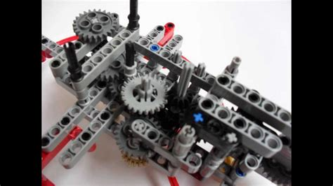 Building Plans Images by Lego Technic Clock Building Instructions Youtube