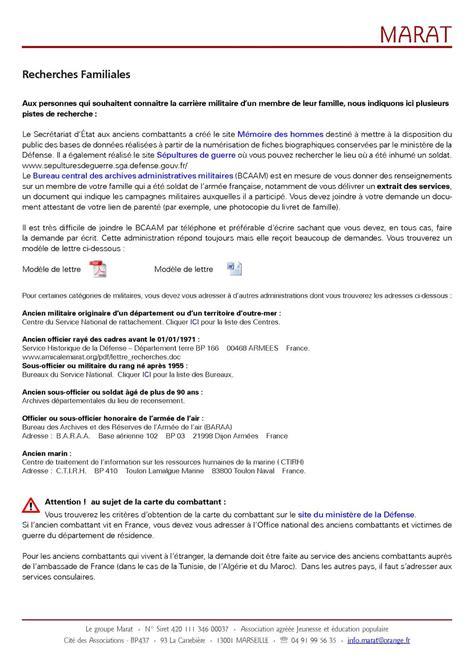 bureau central des archives administratives militaires calam 233 o recherches familialesle bureau central des