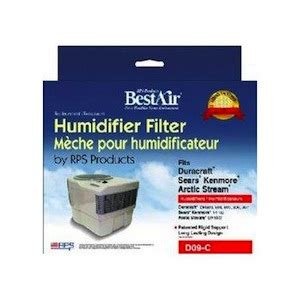 duracraft ac 809 filter humidifier wick sale 7 99
