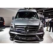 Brabus Sprinter And V Class Fill The Luxury Van Gap In