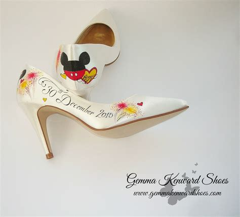 Concept Disney Wedding Shoes by Calling All Disney Fans Check These Wedding Shoes Out