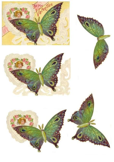 Butterfly Decoupage - 69 best images about butterfly decoupage on
