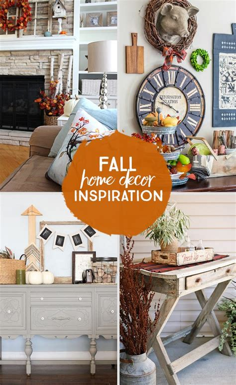 Fall Decor Inspiration For Your Fall Home Decor Inspiration Time Live Laugh Rowe