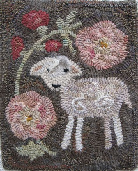 wool rug hooking patterns rug hooking kits
