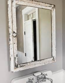 Bathroom Mirror Ideas For A Small Bathroom by 4 Tips To Redo A Small Bathroom Diy Inspired