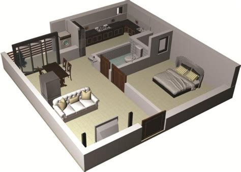 500 sq ft 1 bhk 1t apartment for sale in uday realcon east 500 sq ft 1 bhk 1t apartment for sale in tte kavyam