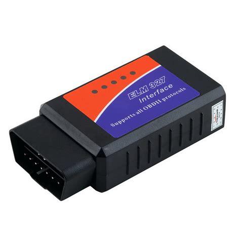 Car Diagnostic Obd2 Obdii Elm 327 V 15 Wifi Scanner Original new elm 327 v2 1 interface works on android torque can elm327 bluetooth obd2 obd ii car