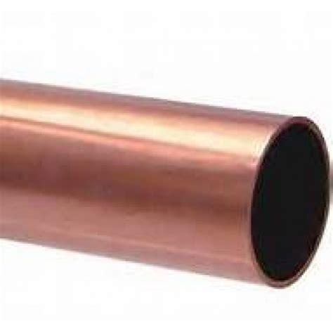 copper pipe 2 quot copper pipe