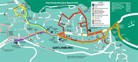 gatlinburg map detailed map of gatlinburg pictures to pin on pinsdaddy