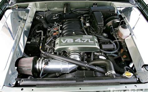 Toyota V8 Engines 2006 Toyota Tundra V8 Engine Photo 4