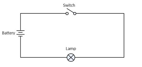 diagram of simple circuit images electrical