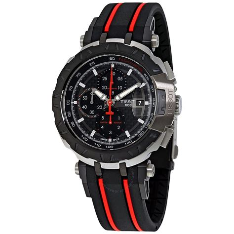 Pen Baut Tissot T Race by Tissot T Race Moto Gp Black Chronograph Automatic