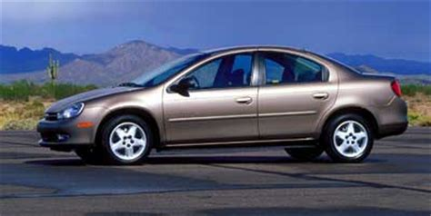 2000 plymouth neon review, ratings, specs, prices, and