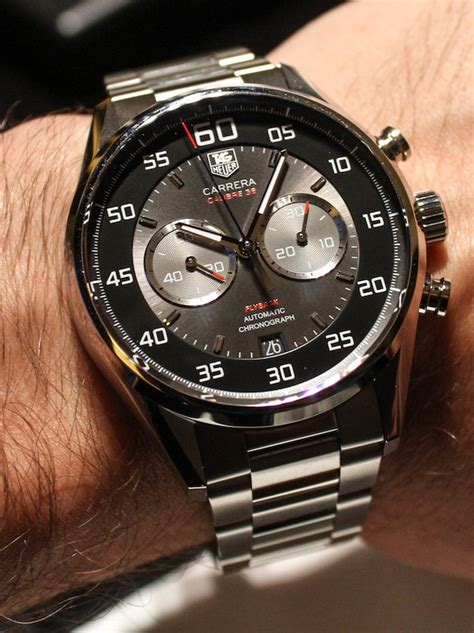 Tag Heuer Calibre 1887 Flyback Heuer Best Clone 1 1 tag heuer calibre 36 chronograph flyback