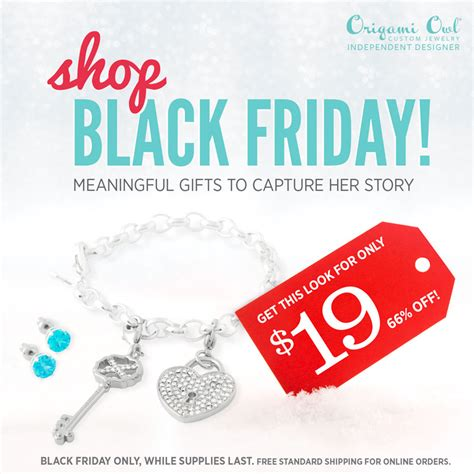 Origami Owl November Special - origami owl black friday bracelet look for 19 origami