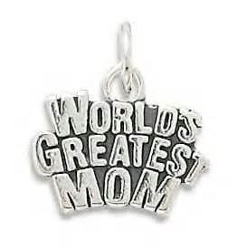 Mothers Of The World Charm P 1195 world s greatest charm