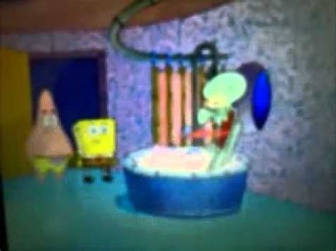 squidward screaming in the bathtub squidward screams in the bathtub for 10 minutes youtube