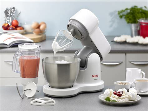 Mixer Tefal tefal kitchen machine compact food baking mixer with