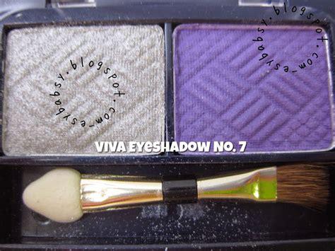 Eyeshadow Viva Krim lunatic vixen tutorial eye make up using viva eyeshadow