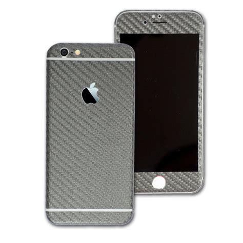 Skin Iphone 6 6 Plus 6plus Black Texture 3m Original Japan iphone 6 plus grey carbon fibre skin wrap easyskinz