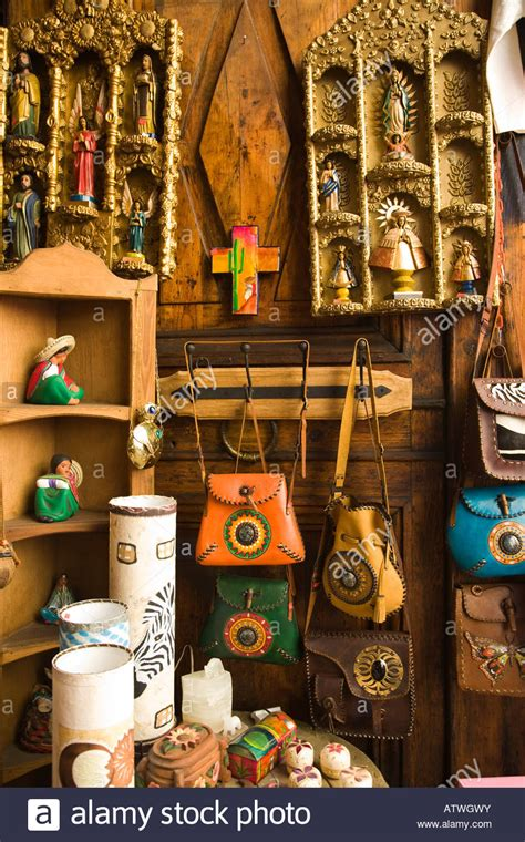 Handmade Shop - mexico guanajuato decorative items for sale in retail shop