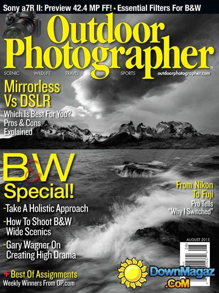 outdoor photographer usa august 2015 187 download pdf magazines magazines commumity