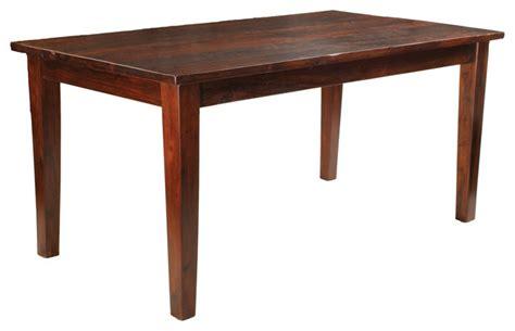sheesham solid wood rectangular dining table 90 inch