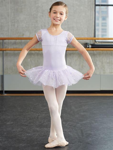 Ep Rahayu Tutu Dress capezio child lavender butterfly cap sleeve tutu dress