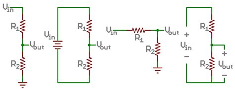 resistor in voltage divider voltage dividers learn sparkfun