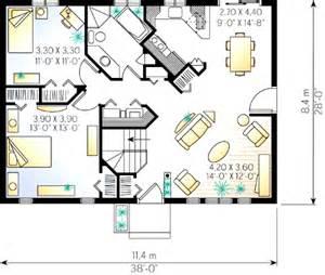 2 bedroom cottage house plan 2182dr 1st floor master small cottage plans 2 home design ideas