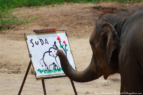 Elephants On Elephant Paintings Baby