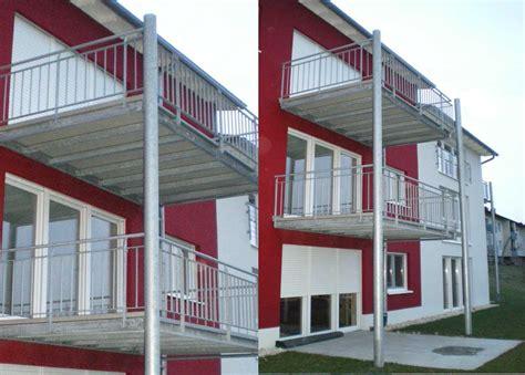 Anbau Balkon Stahl by Stahlbau Schlosserei Und Schmiede Leippert In Engstingen