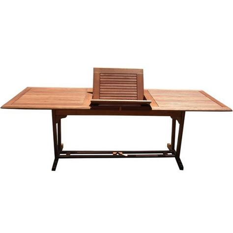 outdoor furniture wood types teak wood dining table