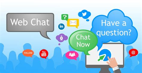 web chat web chat functionality should you be offering it