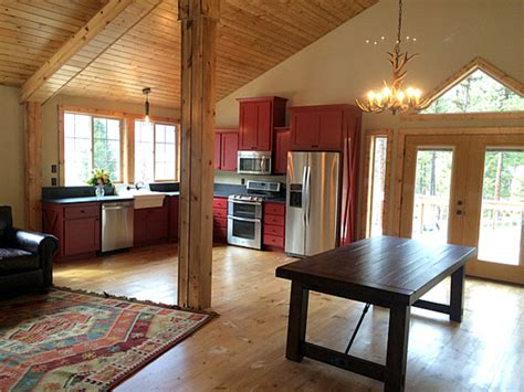 the denali barn apartment 24 this is where i will live barn pros denali barn apartment rustic kitchen