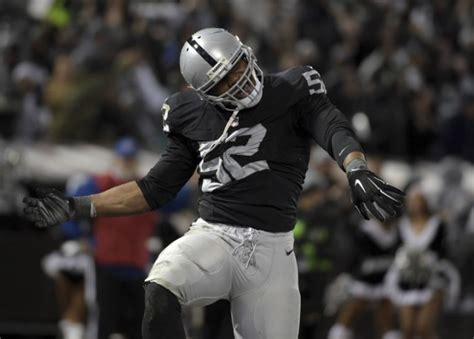oakland raiders khalil mack will be defensive player of year